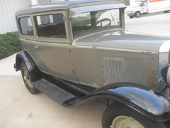 29ChevyModelAC_0k_front_right (Monaco Luxury) Tags: original barn 5 pass international chevy drives runs ac coupe find completely 1929