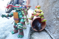 Nickelodeon TMNT (The Best Alien In The Universe) Tags: toy photography nikon power turtle ninja 4 nick shell pizza turtles splinter figure half mutant heroes leonardo playtime michelangelo raphael inches 2012 donatello tmnt teenage nickelodeon cowabunga tuazon 2013 dowy d5100