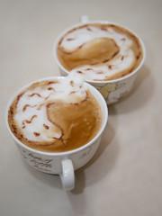 Coffhisss (Jchales.co.uk) Tags: hot art cup coffee beans warm shadows tea drink cups barista arabica nespresso strobist efs1755mmf28isusm 580exii coffhisss