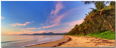 0S1A0874enthuse (Steve Daggar) Tags: sunset beach sunrise tropical cairns seascap qyeensland