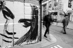 (Tom Plevnik) Tags: street city travel people urban blackandwhite paris public monochrome photography nikon flickr outdoor candid places human bnw konnysteding