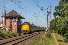 ICM 4215 + 4027, Gildehaus (Dennis te D) Tags: amsterdam airco amsterdamcentraal 141 icm intercity badbentheim stellwerk berlijn 4027 gildehaus warmte 4215 icmm