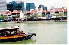 Singapore, Boat Quay from m. muraskin-singapore (m. muraskin) Tags: boatquay singaporeriver