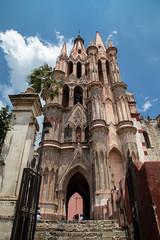 San Miguel de Allende_2 (RODA Fotografa) Tags: sanmigueldeallende pueblomgico pueblomagico mxico mexico architecture architektur travel traveling church religion