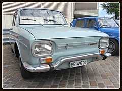 Renault 10, R 1190, 1968 (v8dub) Tags: renault 10 r 1190 1968 schweiz suisse switzerland french pkw voiture car wagen worldcars auto automobile automotive old oldtimer oldcar klassik classic collector