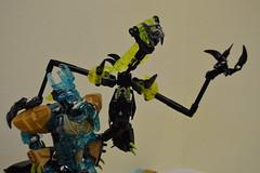 Makuta the Decrepit (Cordak) Tags: makita decrepit lego contest bionicle snake serpent deformed