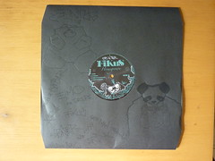 (splinter one) Tags: custom customisation vinyle vinyl fikus homegrown air1 splinter86 panda dessin encre ink
