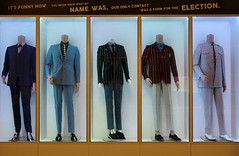 Sharp Dressers (Mike Serigrapher) Tags: thejam abouttheyoungidea exhibition cunard building liverpool 2016