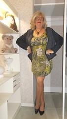 2016 - 09 - 16 - Karoll  - 001 (Karoll le bihan) Tags: femme feminization feminine travestis tgirl travestie travesti transgender effeminate transvestite crossdressing crossdresser travestisme travestissement fminisation crossdress lingerie escarpins bas stocking pantyhose stilettos