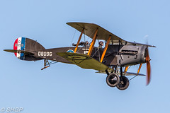 Bristol Fighter F2.b - Old Warden Season Premiere Airshow 2016 (harrison-green) Tags: old warden season premiere airshow shuttleworth collection air display show aircraft aviation world war 2 fighter plane canon 700d sigma 150500mm lulu belle bell vehicle airplane outdoor red arrows raf roysl force magister ryan pt22 tiger moth blackburn b2 trainer biplane fiesler storch lysander westland t6 texan harvard hurricane hawker hind gloster gladiator jet autogyro gyrocopter helicopter bristol f2b one 1