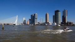 Rotterdam (vofot) Tags: nederland holland rotterdam nieuwe maas erasmusbrug