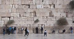 Western Wall, Jarusalem. (Beatrycze.) Tags: wailingwall westernwall kotel jarusalem prayers israel religion jewishortodox jerozolima