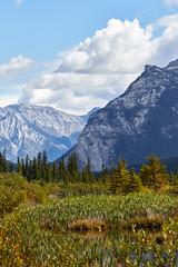 Vermillion (A.Connah) Tags: banff banffnationalpark canada vermillionlakes landscape