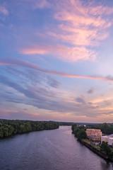 _DSC0105 (johnjmurphyiii) Tags: 06457 arrigoni bridge clouds connecticut connecticutriver dawn middletown originalnef sky summer sunrise tamron18270 usa johnjmurphyiii