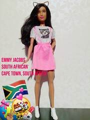 Meet Emmy (Swedish fashionista) Tags: barbie doll dolls dollies fashion fashions fashionista fashionistas raquelle asian lea ken ryan midge summer teresa christie nikki steven neko ootd outfit shoes dress bag clutch barbiefashionistas barbiestyle barbiestylewave1 barbiestylewave2 barbiestylinfriends barbiestyle2014 barbiestyle2015 barbiestylewave22014 love collect collector toy toys fun girl barbie2015 barbiefashionistas2015 barbiestyleparty2015 barbiestyleresort2015 barbiestyleresort barbie2016 barbiestyleparty thedollevolves