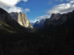 Yosemite in Winter (PaulBP) Tags: yosemite yosemitenationalpark usnationalparks california sierranevada tunnelview yosemitevalley bridalveilfall elcapitan