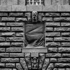 Final. (Vladimir Serebryanko) Tags: architecture bw blackandwhite monochrome noiretblanc russia stpetersburg saintpetersburg spb