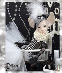 Foto-4 (Dollfason) Tags:       triffonyartwork bjd doll dolloutfit clothes for dolls collection couture fashiondoll