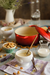 IMG_9812_exp-3 (Helena / Rico sin Azcar) Tags: sopa crema soup coliflor cauliflower vanilla vainilla nata cream
