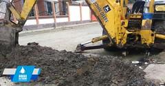 Arreglos de tuberas realiza Aguas del Chuno (aguasdelchunoportadas) Tags: arreglos tuberas realiza aguasdelchuno