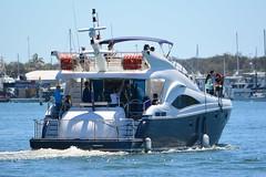DSC_0124 (LoxPix2) Tags: loxpix queensland southport surfersparadise beach river boat architecture building bridge australia 2016