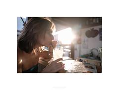 AurelienFAURE-4.jpg (mistemoon) Tags: sun gin beach sunrise binidalibeachbar minorque blue mojito couchdesoleil sunset binidali beatiful menorca orange bar