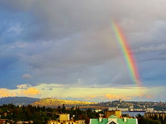Summer is all but over (peggyhr) Tags: peggyhr rainbow vancouver bc canada dsc01340a thegalaxy super~sixbronzestage1 thelooklevel1red