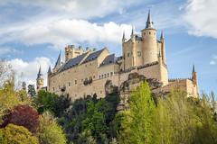 Segovia Alcazar (Context Travel) Tags: madrid segovia shutterstock
