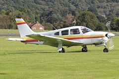 G-OARU (QSY on-route) Tags: goaru rotorsport uk gyro autogyro gyrocopter fly in 2016 wolverhampton halfpenny green egbo 02102016