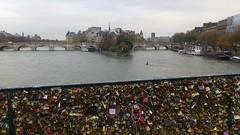 Pont des Arts (jessicadems) Tags: bridge paris pontdesarts