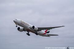 A6-EFK (16) (Christoffer Andersen) Tags: emirates emiratesskycargo boeing b777 b777200 b777f osl osloairportgardermoen oslo cargoplanes cargoplane airplane