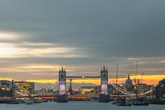 Tower Bridge (www.javierayala-photography.com) Tags: sunset towerbridge londonbridge london londres england inglaterra thames thamesriver uk