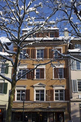 Winter in Altstadt