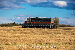 Waiting (awstott) Tags: dmvw gp35 locomotive 6327 electromotivedivision emd gaudin