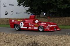 1975 Alfa Romeo Tipo 33TT12 (Crackers250) Tags: goodwood fos festivalofspeed 2016 motorsport hillclimb racing car alfaromeo tipo 33tt12 sportscar gt