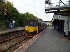 150121 Liskeard (2) (Marky7890) Tags: gwr 150121 class150 sprinter dmu 2g78 liskeard railway cornwall train