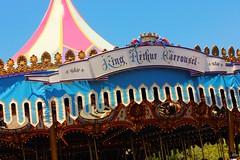 King Arthur Carrousel (Paige_Terhune) Tags: carrousel ride kingarthur disneyland disney amusement park fun kids