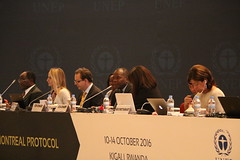 MOP28: Opening Session (RWANDA ENVIRONMENT MANAGEMENT AUTHORITY (REMA)) Tags: rwanda green montreal protocol