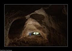 Guy dans la galerie d'entre de la Grotte de Nahin - Clron (francky25) Tags: guy dans la galerie dentre de grotte nahin clron franchecomt doubs