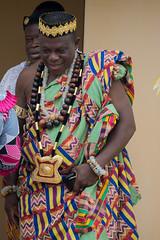 Ewe Chief (peace-on-earth.org) Tags: regionplateaux tgo togo geo:lat=694397667 geo:lon=117169167 geotagged nots ewe peaceonearthorg