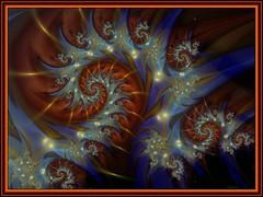 lights (bloorose-thanks 4 all the faves!!) Tags: ultrafractal fractal render uf digital art abstract spiral