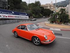 Old Porsche on the F1 circuit (boncey) Tags: olympusomdem1 olympus omd em1 camera:model=olympusomdem1 1240mm lens:make=olympus lens:model=olympus1240f2828 olympus1240f2828 lenstagged photodb:id=24480 monaco oldporscheonthef1circuit porsche car