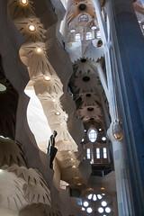 Barcelona (Roger Hanuk) Tags: art artnouveau barcelona cathedral gaudi religiousbuilding sagradafamlia saint spain stgeorge catalonia