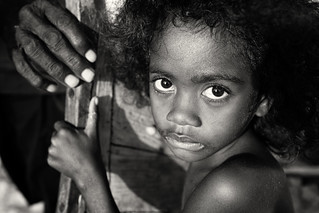 Madagascar, young boy