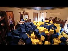 CRAZY INDOOR FOAM PIT PRANK! (Download Youtube Videos Online) Tags: crazy indoor foam pit prank
