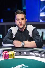 Farid Jattin (World Poker Tour) Tags: worldpokertour wpt maintour wptborgatapokeropen season20162017 borgatahotelcasinospa atlanticcity nj usa