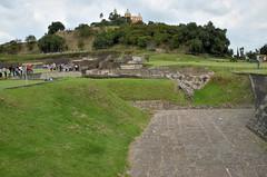 DSC_7745p (Milan Tvrd) Tags: cholula mxico puebla pyramide zonaarqueolgica