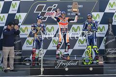 Motorland_909 (VR_Photo) Tags: marcmarquez 93 hrc honda repsol podio podiummotogp jorgelorenzo valentinorossi