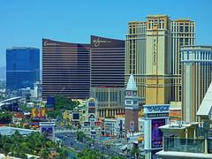 Las Vegas from Caesars Palace (stephengregory80) Tags: caesarspalace lasvegas wynn encore palazzo venetian mirage zoom color
