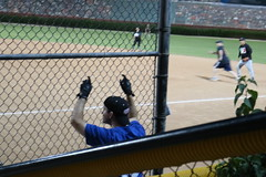October 02, 2016 (48) (gaymay) Tags: california desert gay love riversidecounty coachellavalley bigleaguedreams softball cathedralcity bats balls gloves running